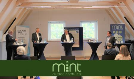 MINT Cluster NordWest – Austausch zum Thema MINT-Bildung in der Region